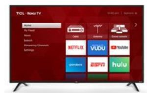 43 inch Tcl roku tv for Sale in Texas City, TX