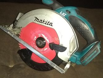 """Makita LXT Cordless 7-1/4"""" Circular Saw for Sale in South Gate,  CA"""
