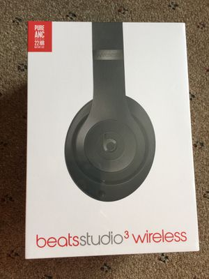 Brand new, sealed beats studio 3 wireless for Sale in Staten Island, NY
