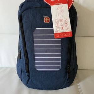 Anti Theaft Solar Charger Backpack for Sale in Fort Lauderdale, FL