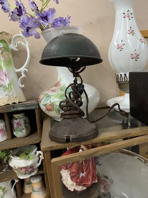 Antique reading lamp for Sale in FL, US