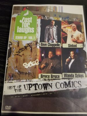 Just for laughs dvd for Sale in Hillcrest Heights, MD