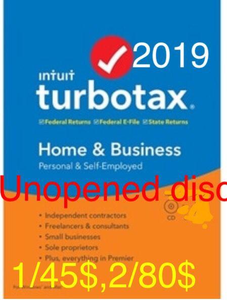 Tax software TurboTax