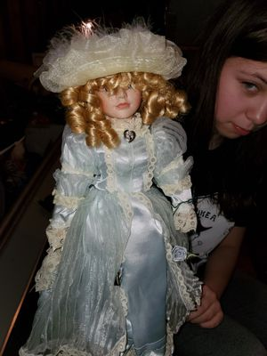 Antique Porclin Doll Collectables. MAKE OFFER FOR ALL for Sale in Clarksville, IN