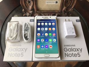 SAMSUNG GALAXY NOTE5 64GB GSM UNLOCKED EXCELLENT CONDITION for Sale in Chicago, IL
