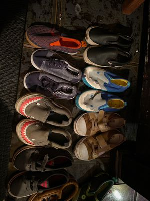 Free Toddler shoes for Sale in Pomona, CA