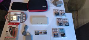 New Nintendo 3DS Excellent condition modded 32gb 100s of hours of playtime for Sale in Miami, FL