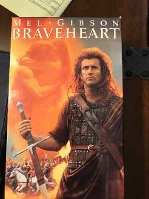 Braveheart with Mel Gibson for Sale in Covina, CA