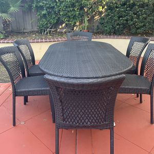 7 Piece Patio Set for Sale in San Diego, CA