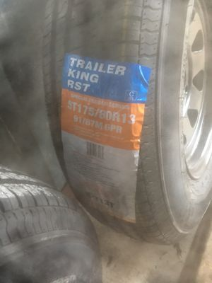 Trailer tires for Sale in Dresher, PA
