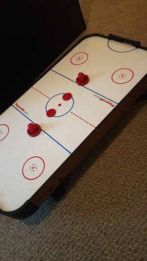 Playcraft Sport air hockey table for Sale in Canterbury, CT