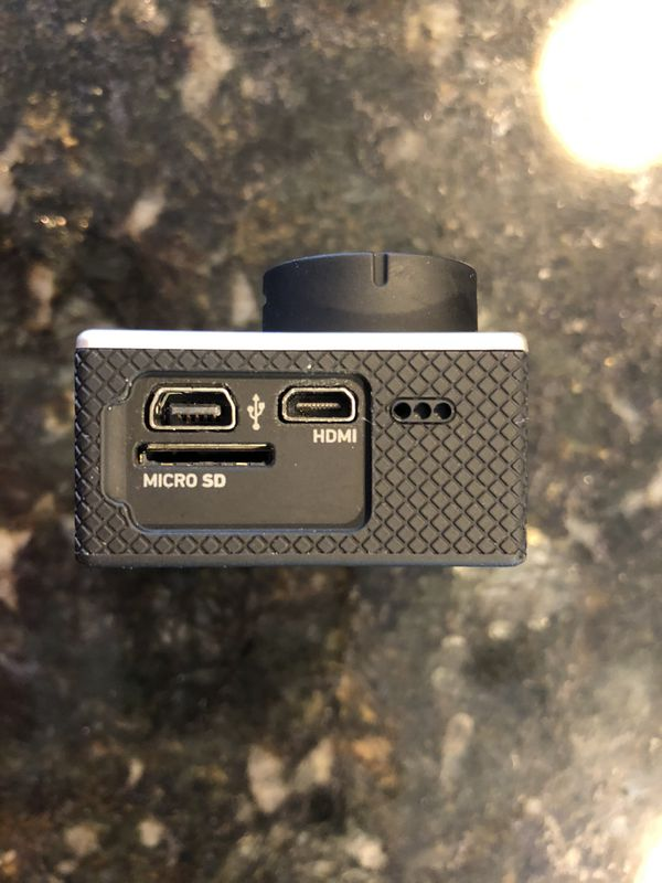 Gopro hero 3 with remote and accessories