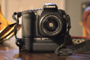 DSLR Canon EOS 20D/ starter kit for Sale in Antioch, CA
