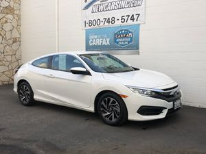 2016 Honda Civic Coupe for Sale in San Diego, CA
