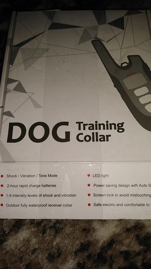 Dog Training Collar for Sale in Greer, SC