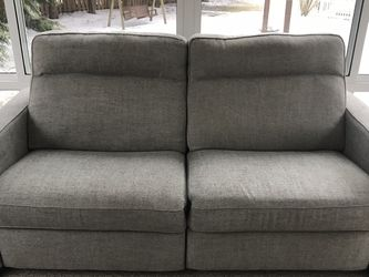 West Elm Power Reclining Sofa for Sale in Severna Park,  MD