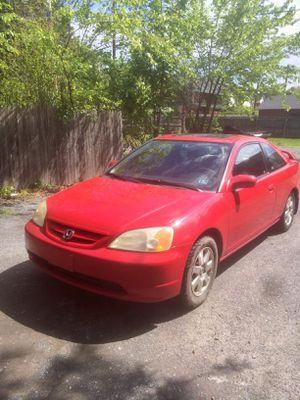 03 Honda Civic OBO for Sale in Williamsport, PA