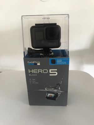 GoPro Hero 5 black for Sale in Orlando, FL