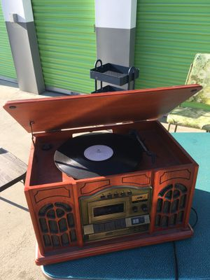 Record, tape, cd and radio for Sale in Los Angeles, CA
