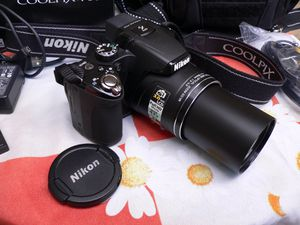 Nikon Coolpix P510 16.1 MP Digital Camera - 1080p - with GPS 2 batteries included for Sale in Chicago, IL