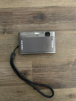Sony Exmor R 10.2 MegaPixels DSC-TX1 Digital Camera for Sale in HALNDLE BCH, FL