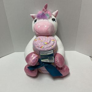 Huggable Plush & Throw Unicorn Set NEW for Sale in Fort Lauderdale, FL