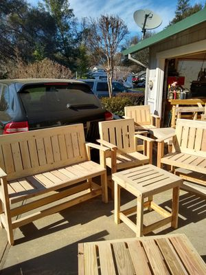 Patio furniture set for Sale in Rocklin, CA