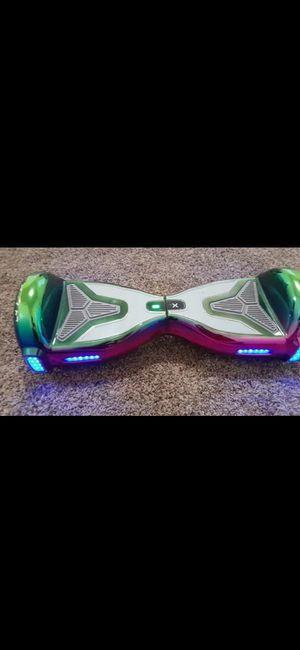 Hoverboard for sale work good noting wrong with it and bluetooth for Sale in Bakersfield, CA