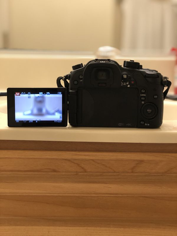 Panasonic LUMIX GH4 With accessories