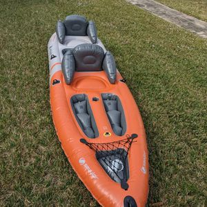 SEVYLOR 2 Person Inflatable Kayak for Sale in Pembroke Pines, FL