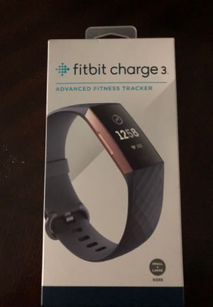 Fitbit Charge 3 for Sale in Jurupa Valley, CA