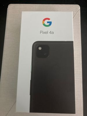 SEALED factory unlocked pixel 4a never used for Sale in Dallastown, PA
