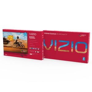 4k UHD Q-led Tv - Vizio M-Series with smart features built in! for Sale in Glendale, AZ