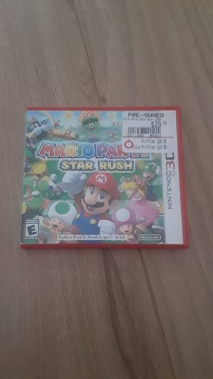 3ds game Mario party for Sale in Sacramento, CA