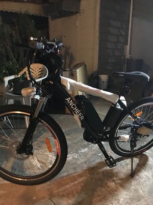 Ancheer electric mountain bike for Sale in Brooklyn, NY