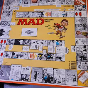 Vintage Mad Magazine Board Game for Sale in Berlin, MA