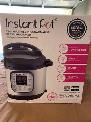 Instant Pot for Sale in North Las Vegas, NV