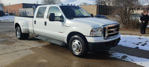 2007 Ford F350 F 350 F-350 Diesel Dually Great running CLEAN for Sale in Elk Grove Village, IL