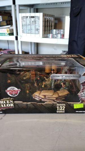 Forces of valor 1:32 scale German 716th Infantry Division for Sale for sale  Hawthorne, CA