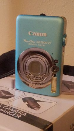 Canon Powershot SD1200 IS Digital Elph for Sale in Denver,  CO