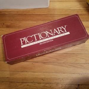 Pictionary Game Vintage for Sale in Chicago, IL