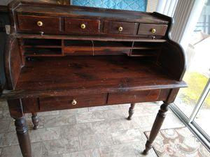 Antique writer's desk for Sale in Puyallup, WA