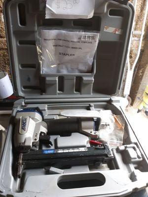 Pneumatic Nailer/Stapler for Sale in Quitman, AR