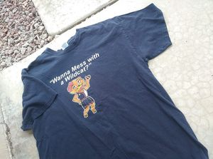 Vintage U of A Wildcats Double Sided Mascot Print for Sale in Mesa, AZ