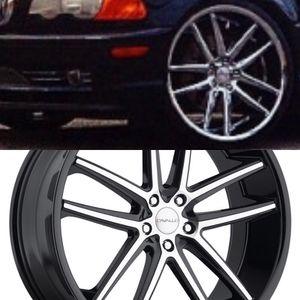 "Cavallo 20"" wheels set brand new in the box for Sale in Miramar, FL"