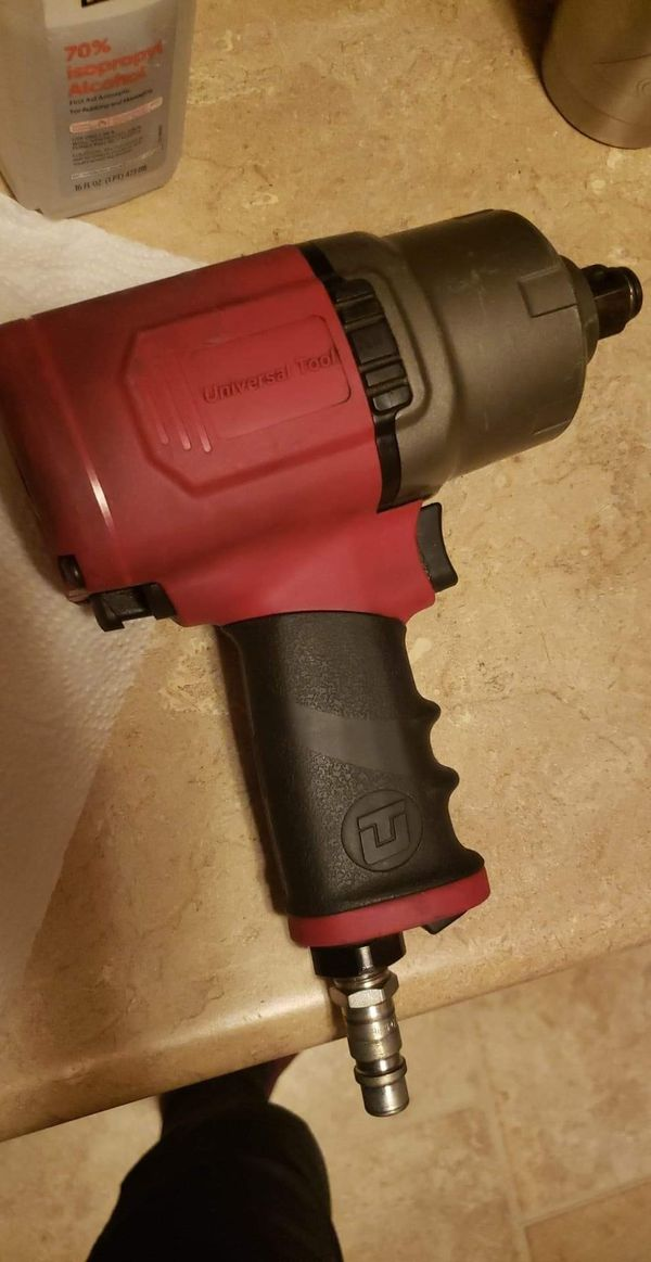 "UniversalTool UT8365C 3/4"" Impact Wrench"