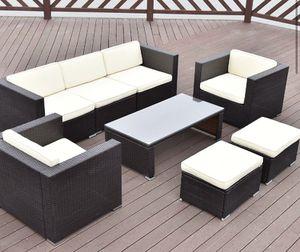 Patio Outdoor Furniture Sale for Sale in Wauconda, IL