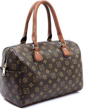 Monogrammed Boston Bag for Sale in Tacoma, WA