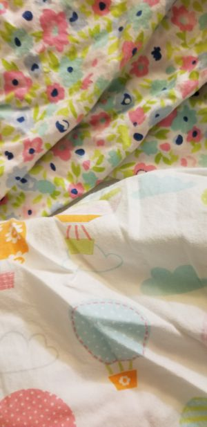Baby crib matress covers 2 for Sale in Rockville, MD