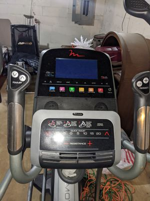 Freeform Eliptical & Weight bench & various other exercise equip for Sale in Baltimore, MD